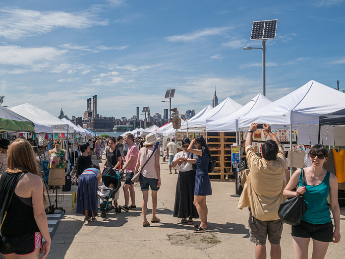 Williamsburg Flea