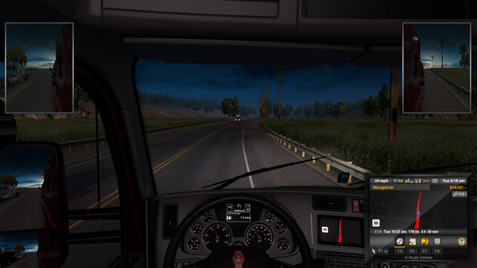 American Truck Simulator | Lion of the Blogosphere
